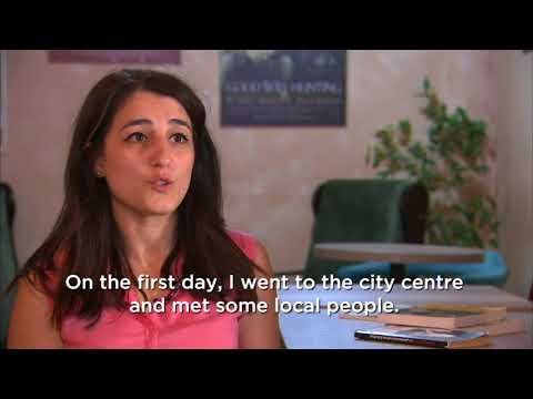 Student from Azerbaijan tells how Erasmus+ changed her life