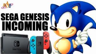 SEGA Genesis Classics is FINALLY Coming to Switch, Dead Rising Dead? & Resonance of Fate 4K HD!