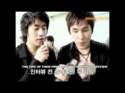 crazy guy of Shinhwa cut