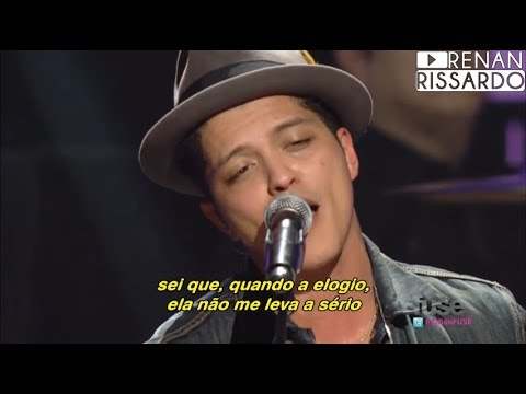 Bruno Mars - Just The Way You Are (Tradução)