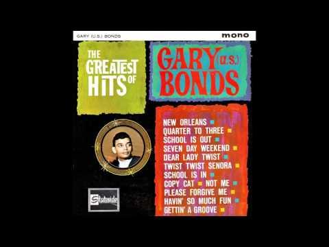 "Gary (U.S.) Bonds – ""School Is Out"" (UK Stateside) 1961"