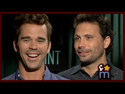 BREAK POINT Interviews: David Walton, Jeremy Sisto, JK Simmons (Exclusive)
