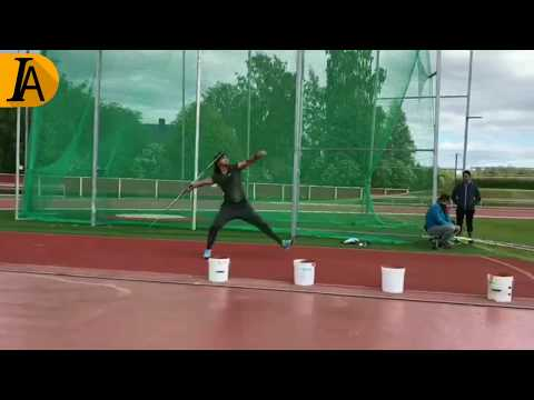 NEERAJ CHOPRA'S 🇮🇳 THROWING SESSION. Mp3