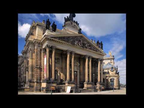 Dresden attractions, architecture. Germany Дрезден достопримечательности, архитектура. Германия