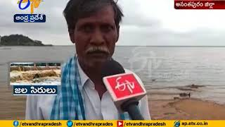 Rains Brought Happiness to Farmers | as Water Level Rises in Lakes at Anantapur