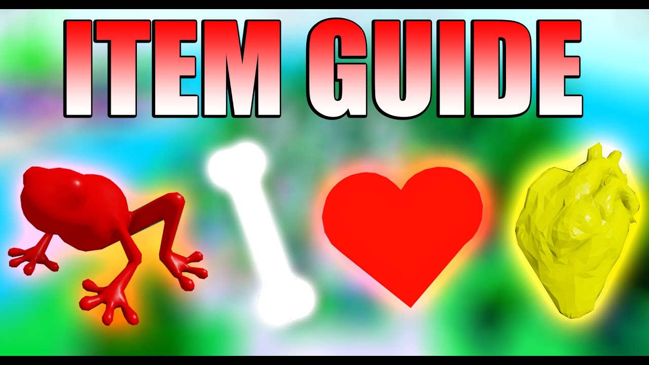 Download 'NEW' ITEM GUIDE + SPAWNRATES + TIER LIST | A Bizarre Journey [ABJ] | Roblox