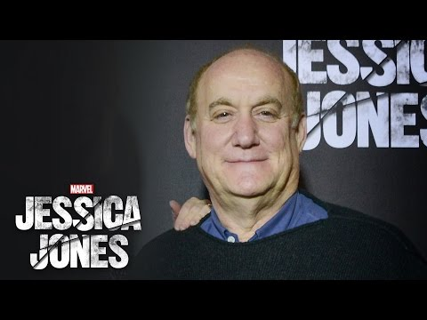 Jeph Loeb on Street-Level Characters - Marvel's Jessica Jones Red Carpet