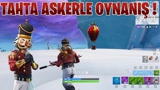 JEU WITH THE WOODEN SOLDIER (CRACKSHOT GAMEPLAY) (Fortnite Battle Royale Anglais)