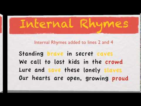 How To Write Lyrics | Internal Rhymes