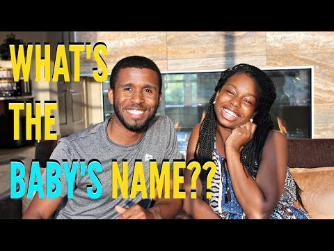 WHAT'S THE BABY'S NAME??  *WEEK 21*