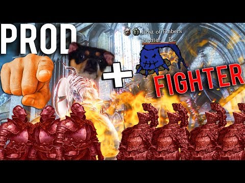 Dark Souls 3 PvP - Prod & Fighter PL 2v2's VS Subscribers! - Pointdowns & Parries Galore
