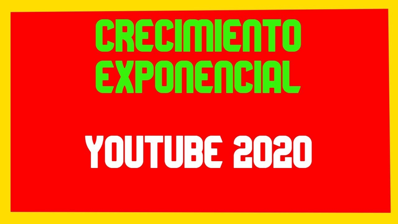 LA CLAVE para CRECER en YouTube en 2020- Veloz Redes