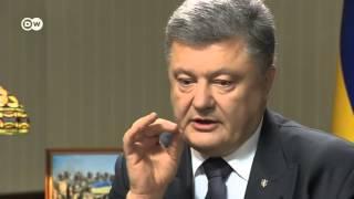 Интервью с пьяным Порошенко!!!Может ли президент быть олигархом