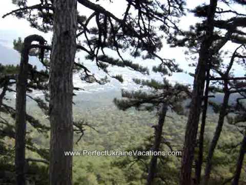 Ukraine Travel - Mount Ay-Petri, Crimea