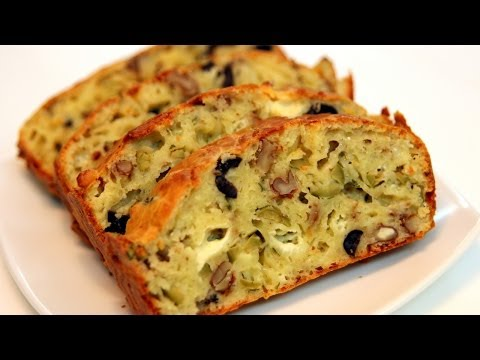 Savory Cake Recipe - CookingWithAlia - Episode 317