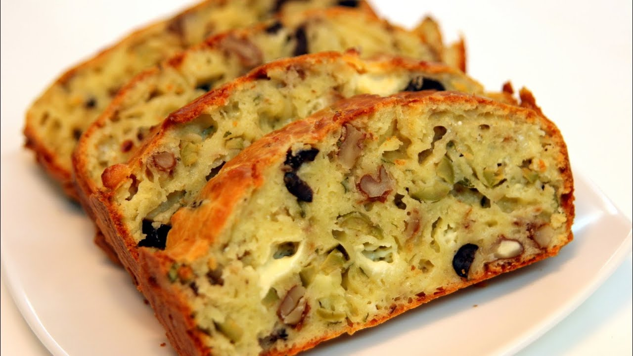Savoury Loaf Cake Recipes