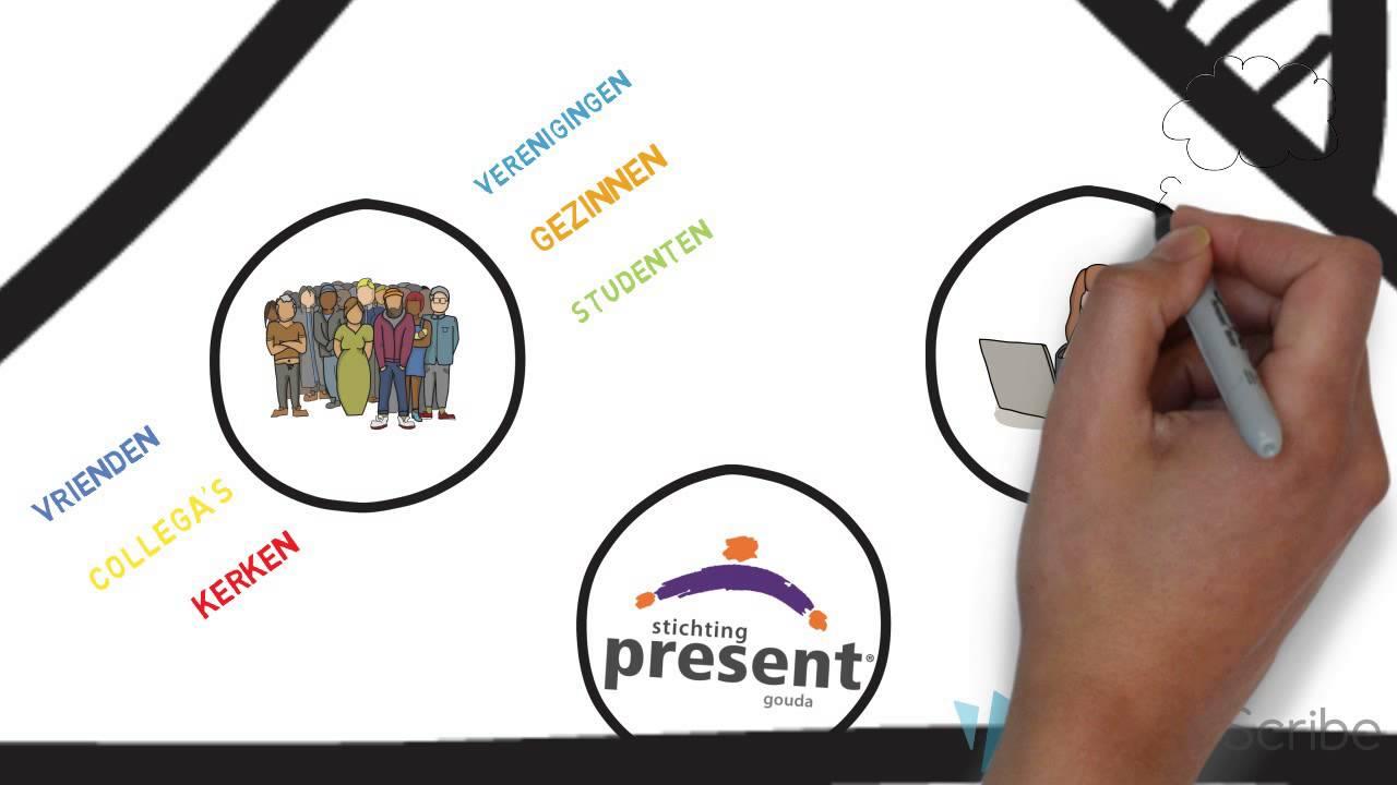 Stichting Present Gouda In T Kort Youtube