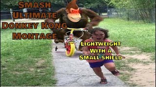"""dOnKeY kOnG iS bAd"" (Smash Bros. Ultimate Montage)"