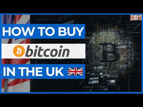How To Buy Bitcoin In The UK: Beginners Guide 2020