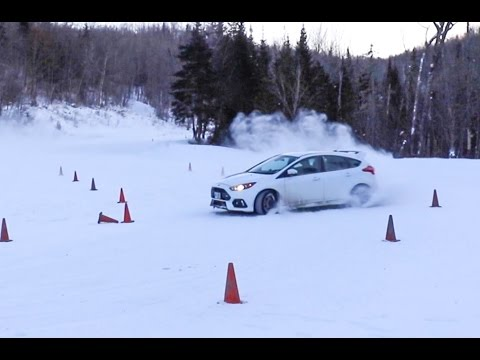 Winter Driving With ABS Brakes