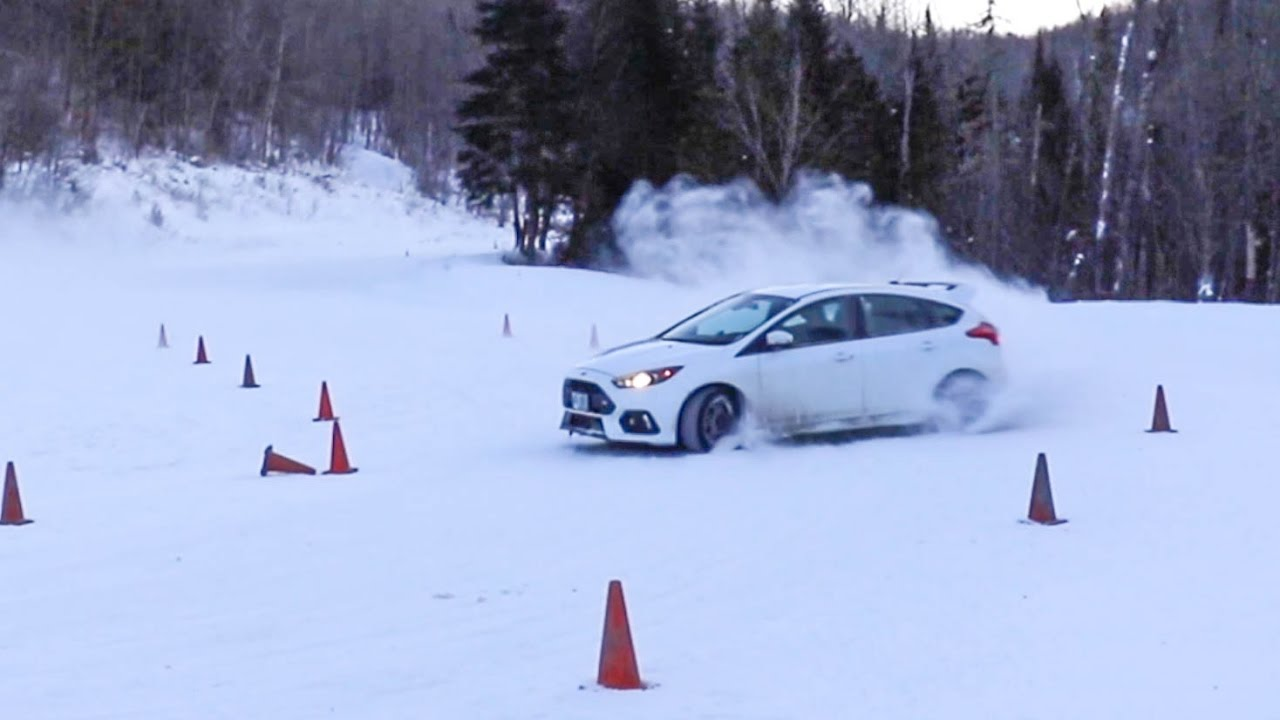 How To Stop On Snow With ABS Brakes
