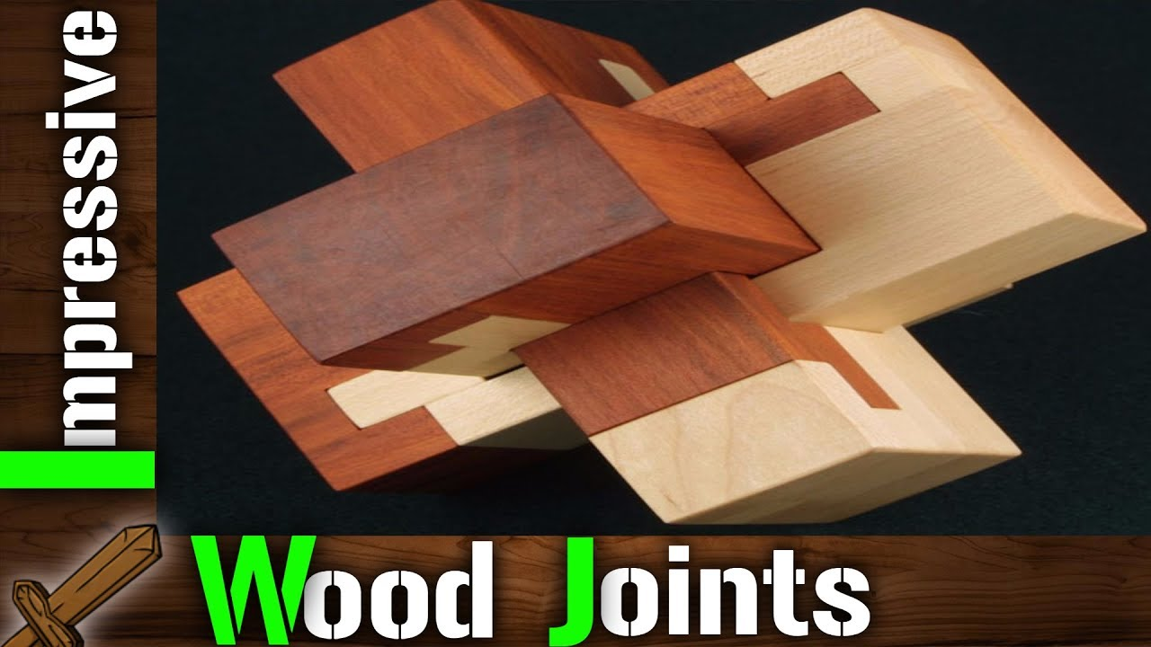 Top 10 Most Impressive Wood Joints Youtube