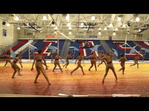 Saratoga High School Winter Guard 2016