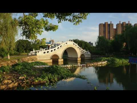 Anqing - A Little Town by Yangtze River