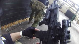 T.w.a.t Airsoft @ S.w.a.t Fortress Liverpool 17/11/14