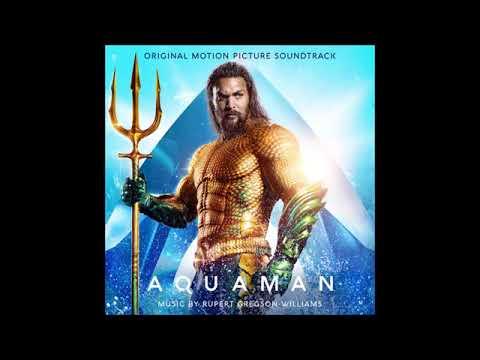 09. The Black Manta (Aquaman Soundtrack)