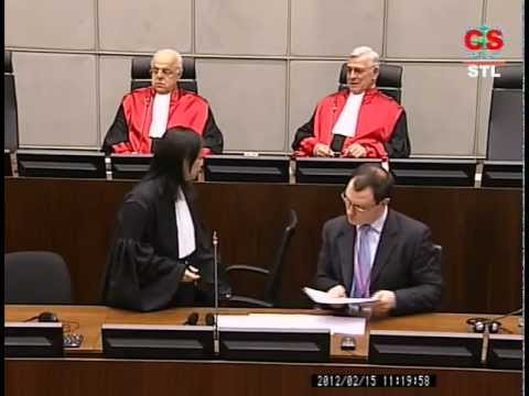 Defence Counsel sworn in