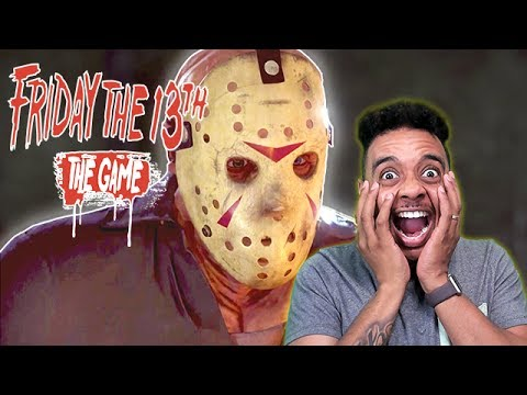 JASON WANTS TO KILL ME! | FRIDAY THE 13TH: THE GAME