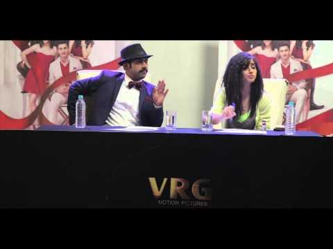 Raghu & Rajiv audition for Badmashiyaan