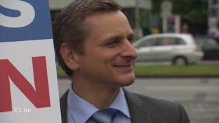 Johannes Schlüter: Praktikum als Rechtspopulist