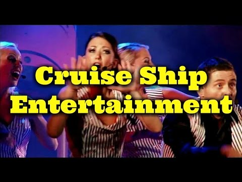 Cruiseweek.TV live - Ships entertainment on board