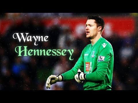 Wayne Hennessey 2017/18 Amazing Saves - Crystal Palace & Wales