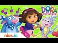 Fun Sing-Along Songs w/ Dora the Explorer!