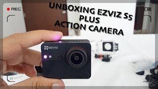 #UNBOXING EZVIZ S5 PLUS ACTION CAM PAISA MOTERO