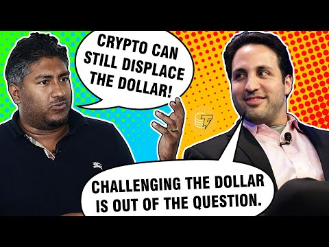 Why Bitcoin Will Never Displace the Dollar | Crypto Fund Managers Explain