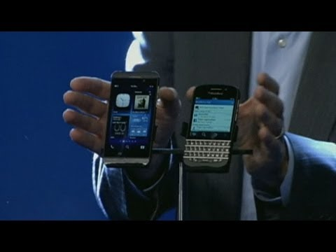BlackBerry 10: Z10 And Q10 Smartphones Launch Highlights