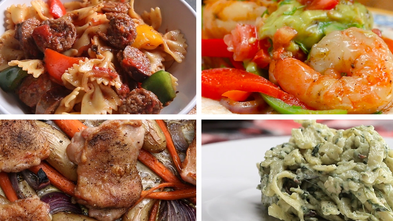 5 easy weeknight dinners youtube 5 easy weeknight dinners forumfinder Images