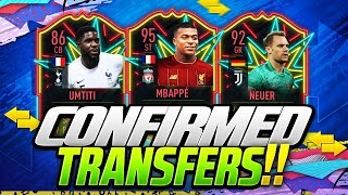 FIFA 20 NEW CONFIRMED JANUARY 2020 TRANSFERS & RUMOURS | w/ UMTITI, NEUER, CANCELO & MBAPPE 2020🚀