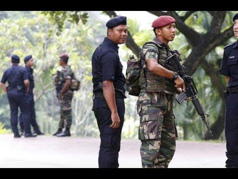 أخبار عالمية | #ماليزيا تعتقل 7 يشتبه بتورطهم مع جماعة #أبو_سياف الفلبينية  - نشر قبل 43 دقيقة