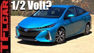 2017 Toyota Prius Prime First Drive Review: A True 25 Mile Range?
