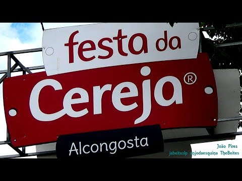 Alcongosta, alma da Cereja do Fundão, 9-6-2018