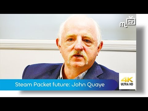 Steam Packet Future: John Quaye