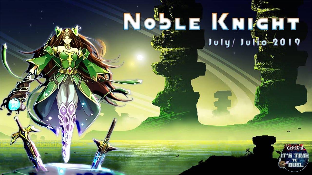 Noble Knight Deck (July/ Julio 2019) - Peticiones de Subs