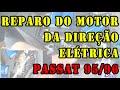 Reparo do Motor da Direção Elétrica - Passat 95/96