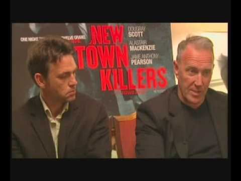 Film24 talks to Dougray Scott and Richard Jobson about NEW TOWN KILLERS
