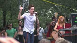 """Fun.- """"Carry On"""" Live (720p HD) at Lollapalooza on August 5, 2012"""